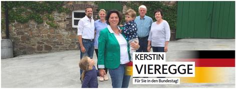 Kerstin Vieregge (MdB) - für Lippe in Berlin