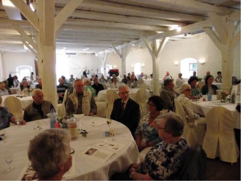 (20jähriges Bestehen – Feier am 12. Juni 2016 auf Schloss Wendlinghausen)