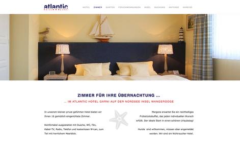 hansaconcept | Webdesign, Lübeck für Hotels, Restaurants, Cafés, Zimmervermietungen, Pensionen, Unterkünfte oder Gasthöfe auch auf den friesischen Inseln