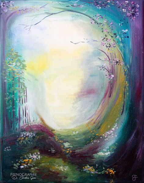 Vollmond, dunkler Mond, Holzkohle, Malen mit Holzkohle, Naturkunst, Aquarell, watercolour, intuitive Malerei