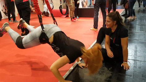 Bungee-Fitness Schlingentrainer 4D Pro Bungee Fitness