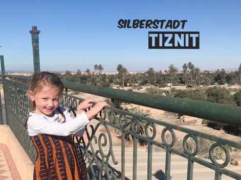 Silberstadt Tiznit in der Nähe von Agadir