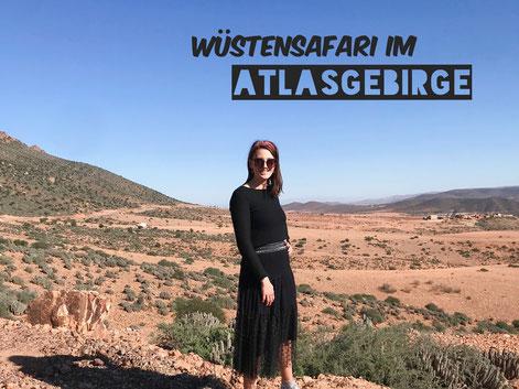 Wüstensafari im Atlasgebirge