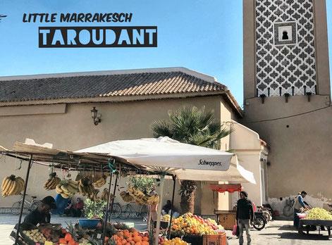 Little Marrakesch: Taroudannt in der Nähe von Agadir