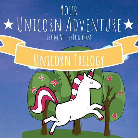 Unicorn Adventures Trilogy