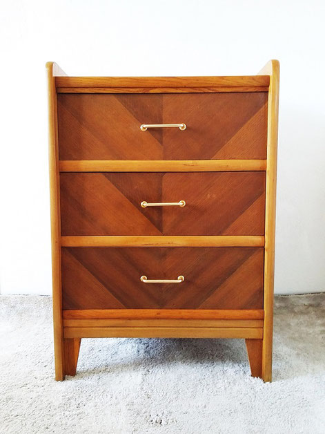 Commode teck type scandinave