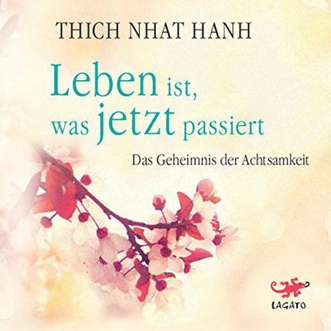 Hörbuchbesprechung: Leben ist, was jetzt passiert - Das Geheimnis der Achtsamkeit  von Thich Nhat Hanh, Wege zum Sein
