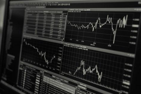 Kursverlauf am Aktienmarkt