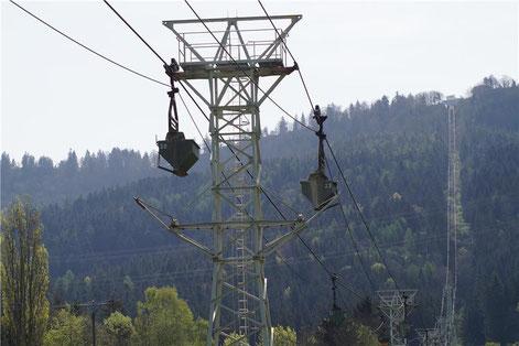 Die alte Seilbahn auf den Plettenberg soll schon bald durch eine neue ersetzt werden.