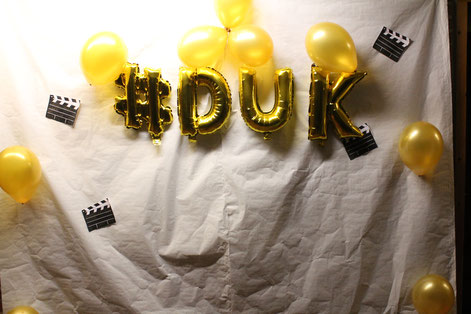 "Fotowand von ""DUK"" zur Firmvorbereitung"