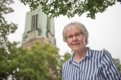 Schwester Ulrike verlässt nach über 30 Jahren ihre Wirkungsstätte in Duisburg-Bruckhausen  I  Foto: ©Tanja Pickartz