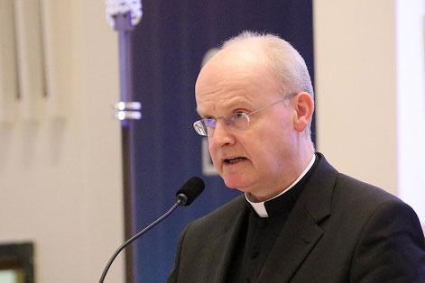 Bischof  Franz-Josef Overbeck  I  Foto: Nadine Malzkorn