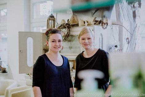 Friseur Vierhaareszeiten Inhaberin Dana Zemelka in Wittenberge