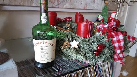 Bild: Gilberts Port an Weihnachten