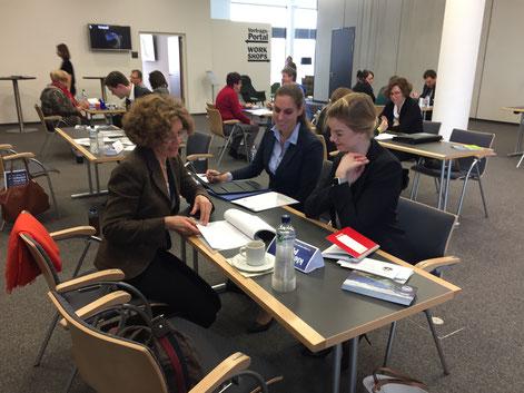 Erfolgreiche Aussichten auf der Jobmesse Frankfurt 2018