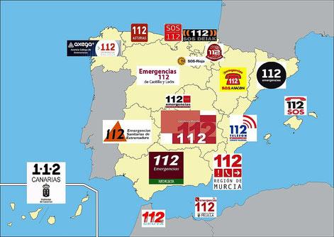 1-1-2 en España