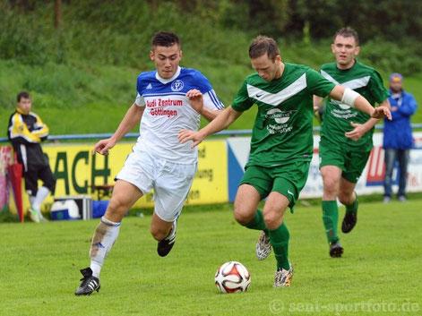 TSV Seulingen (weiß) vs GW Hagenberg