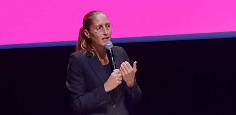 cynthia fleury philosophe contact conferenciere intervenante