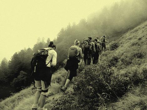 Sur le chemin de la liberté / Pyrénées Exploration
