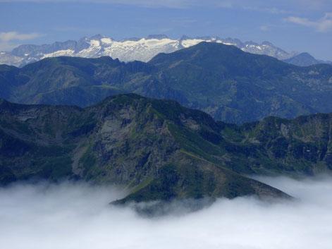 Bivouac dans les Pyrénées