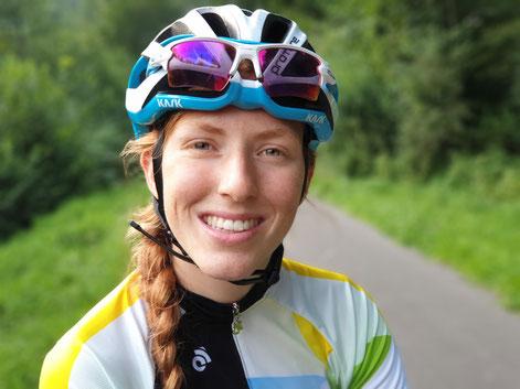 Jasmin Weber - Triathletin