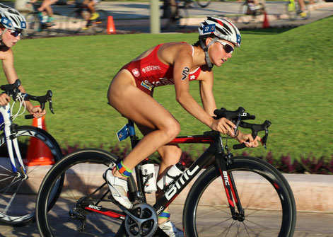 Jasmin Weber - Triathletin