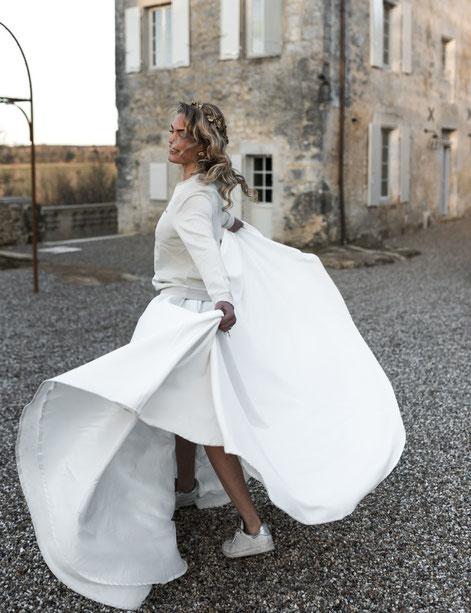 mariée-cool-danse-mariage-Limoges-Dordogne-wedding-planner