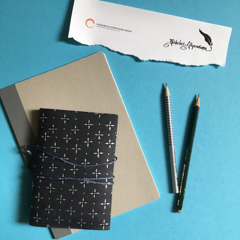 Stipendium für junge Autoren