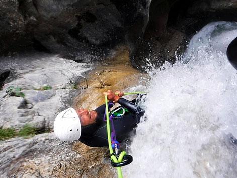 canyoning Briançon, Névache