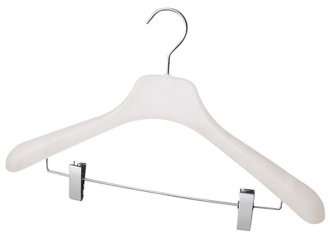 Kleiderbügel FROST DL, Hangers for Shirts, Robe Kleiderbügel, Cloth Hangers, Bügel, Kunststoffbügel
