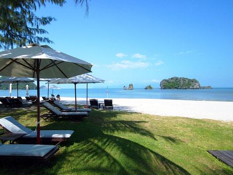 Strand vakantie Maleisie