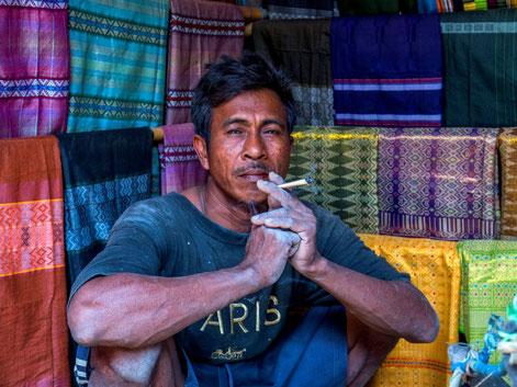 De vriendelijke Sasak bevolking op Lombok