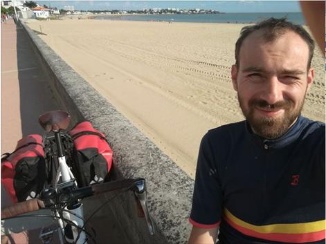 julien gérant et fondateur de allinbike et les vélos meldois