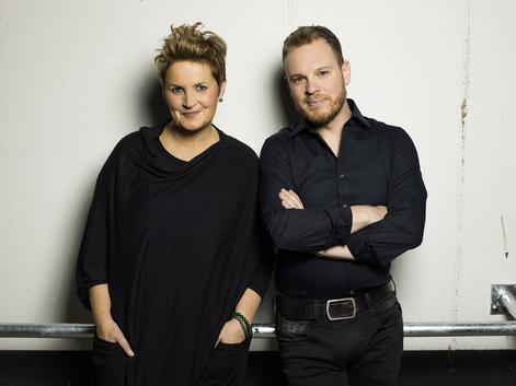 Christina Brudereck und Benjamin Seipel