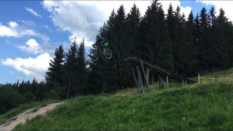 Roadgap X-Line Saalbach