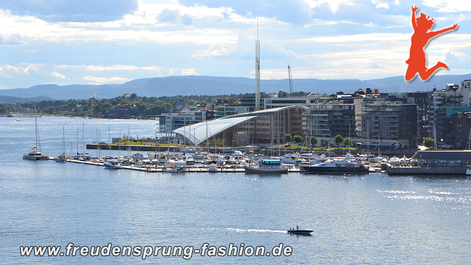 Oslo, die Grüne Hauptstadt Europas in 2019 ist unser erster Freudensprung der Woche im Jahr 2019