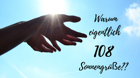 Wirkung 108 Sonnengrüße