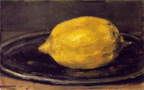 《レモン》1880年