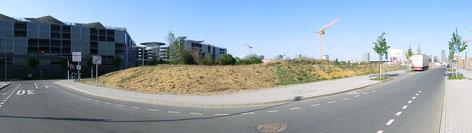 Frankfurt am Main - Gallus - Am Römerhof / Pariser Str.