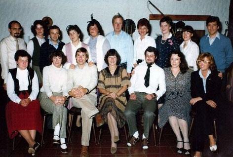 Klassentreffen 1982