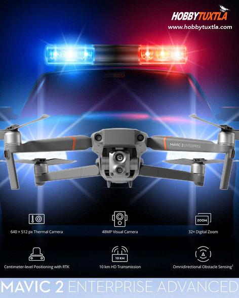 Drones para vigilancia - mavic 2 enterprise
