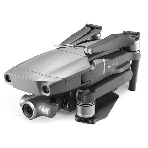 DJI Mavic 2 Zoom te permite un acercarte hasta 4 veces más que otros drones, adquiérelo aquí