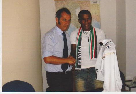 2008-09 Serie D Presidente Barabino e Oliveira