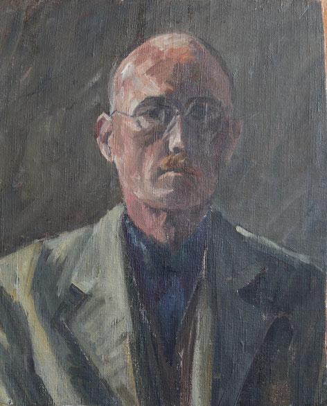 Karl Lang Archiv Büsingen Guy Smith Barry