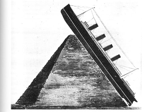 Lusitania and Great Pyramid
