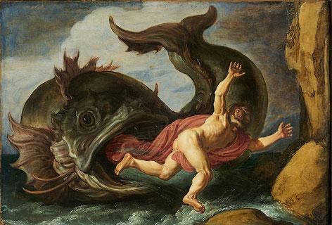 Das Zeichen des Jona