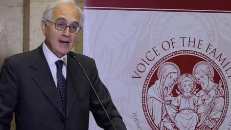 Prof. Roberto Di Mattei