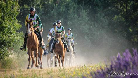 endurance équestre à Revest du Bion - 2016 - photo Kévin Deperrois