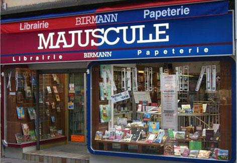 Librairie Majuscule Thonon-les-Bains