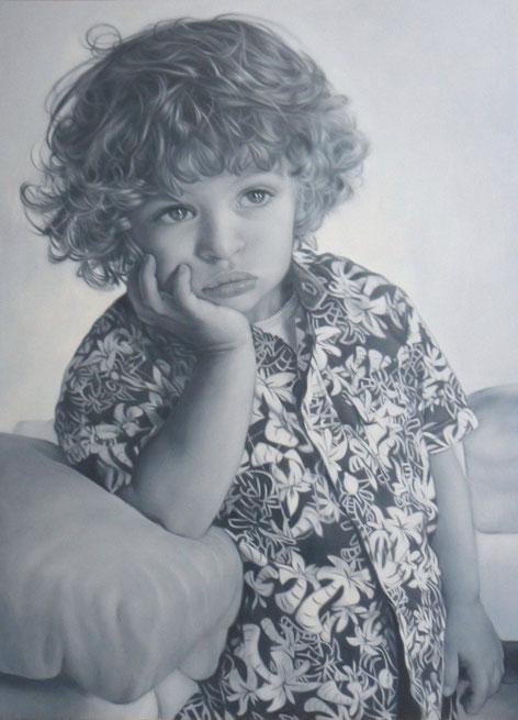 Portraitmalerei, Fotorealistisch